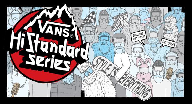 Vans Hi-Standard NEA